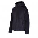 Dámska tréningová mikina so zipsom ANTA-Knit Track Top-86947729-5-Basic Black -