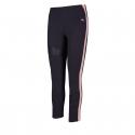 Dámske funkčné legíny ANTA-Tight Pants-86947748-2-Basic Black/Natural Pink -