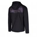 Pánska bunda ANTA-Knit Track Top-85945704-2-Basic Black -