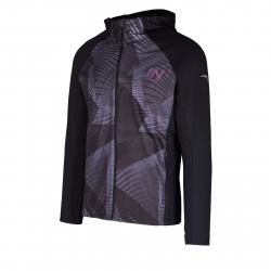 Pánska bunda ANTA-Knit Track Top-85945704-2-Basic Black