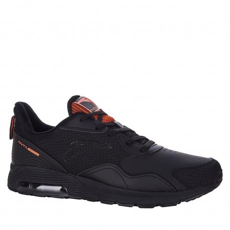 Pánska športová obuv (tréningová) ANTA-Cross Training Shoes-81947772-5-Black/Orange