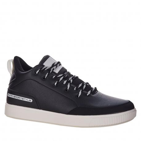 Pánska rekreačná obuv ANTA-X-Game Shoes-81948063-1-Black/White