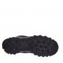 Dámska zimná obuv vysoká ANTA-Cotton-Padded Shoes-82948960-1-Black/Pale Gray -