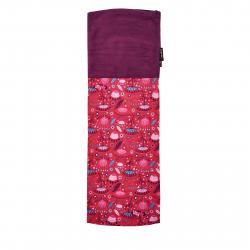 Dětská multifunkční šátek 4FUN-POLARTEC Paradise Pink