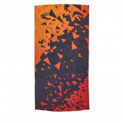 Multifunkční šátek 4FUN-Chaos Orange