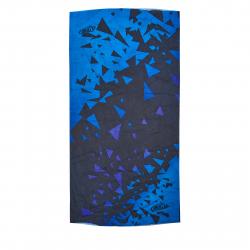 Multifunkční šátek 4FUN-Chaos Blue