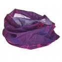 Multifunkčná šatka 4FUN-Decor Viola -