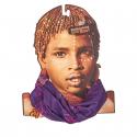 Multifunkční šátek 4FUN-Decor Viola -