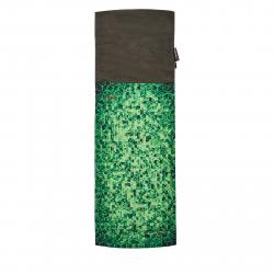 Multifunkční šátek 4FUN-POLARTEC Brick Green