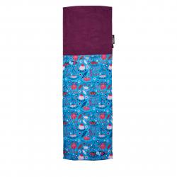 Dětská multifunkční šátek 4FUN-POLARTEC Paradise Blue