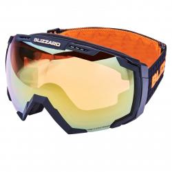 Lyžiarske okuliare BLIZZARD-Ski Gog. 926 DAVZSWO, black , orange2, orange mirror