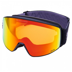 Lyžiarske okuliare BLIZZARD-Ski Gog. 931 MDAZWO, black matt, orange2, red REVO