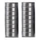 Ložiská na inline korčule FILA SKATES-ABEC 5 BEARINGS SET FITNESS 16 pack -