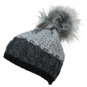 Zimná čiapka BLIZZARD-Zell black/grey/grey -