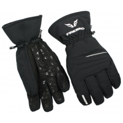Lyžiarske rukavice BLIZZARD-Firebird ski gloves, black