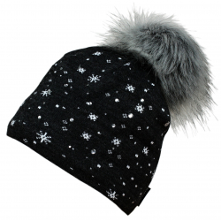Zimná čiapka BLIZZARD-Crystal, grey