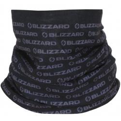 Multifunkčná šatka BLIZZARD-Tube, black, size UNI