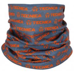 Multifunkční šátek TECNICA-Tube, grey / orange, size UNI