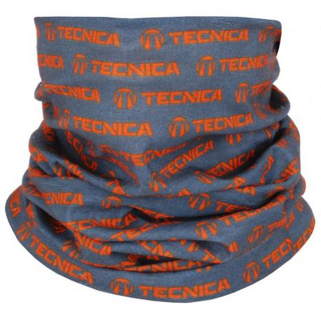 Multifunkčná šatka TECNICA-Tube, grey/orange, size UNI