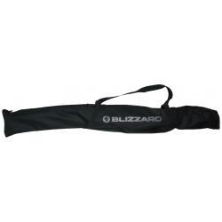 Obal na lyže BLIZZARD-Ski bag for 1 pair, black/silver