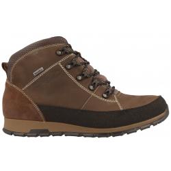 Pánska zimná obuv stredná NIK-Casole brown