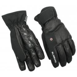 Lyžiarske rukavice BLIZZARD-Schnalstal ski gloves, black
