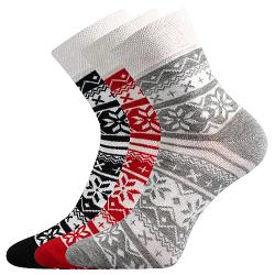 Ponozky BOMA-Ivana 50- 3 balení