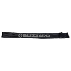 Obal na běžky BLIZZARD-Ski bag for crosscountry, black / silver