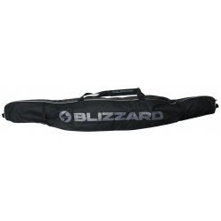 Obal na lyže BLIZZARD-Ski bag Premium for 1 pair, black/silver 145-165cm 20