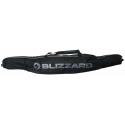 Obal na lyže BLIZZARD-Ski bag Premium for 1 pair, black/silver 145-165cm 20 -