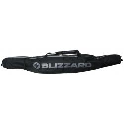 Obal na lyže BLIZZARD-Ski bag Premium for 1 pair, black/silver 165-185cm 20