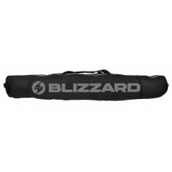 Obal na lyže BLIZZARD-Ski bag Premium for 2 pairs, black/silver