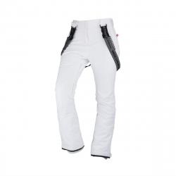Dámske lyžiarske softshellové nohavice NORTHFINDER-LYLOVNA-white