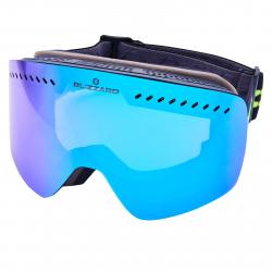 Lyžiarske okuliare BLIZZARD-Ski Gog. 985 MDAVZO, black matt, smoke2, ice blue r