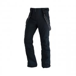 Pánske lyžiarske nohavice NORTHFINDER-LOXLEY-black