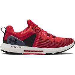 Pánska športová obuv (tréningová) UNDER ARMOUR-UA HOVR Rise-RED
