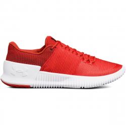 Pánska tréningová obuv UNDER ARMOUR-UA Ultimate Speed-RED