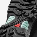Dámska zimná obuv stredná SALOMON-Shelter CS WP W black/bk/eggshell -