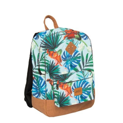 Ruksak NEW REBELS-Jungle round backpack