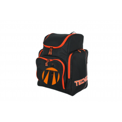 Taška TECNICA-Family/Team Skiboot backpack, black/orange 190061