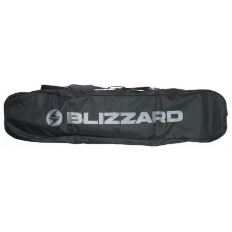 Snowboardová taška BLIZZARD-Snowboard bag, black/silver