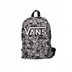 Detský ruksak VANS-BY NEW SKOOL BACKPACK BOYS BLACK OTW