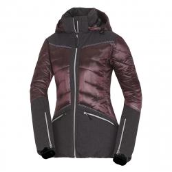 Dámská lyžařská bunda NORTHFINDER-VYOLETAIA-blackrose