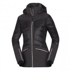 Dámská lyžařská bunda NORTHFINDER-VYOLETAIA-blackblack