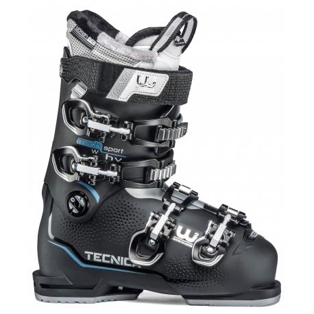 Dámske lyžiarky na zjazdovku - on piste TECNICA-Mach Sport 85 HV W, black