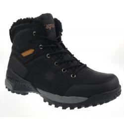 Pánska rekreačná obuv MAGNUS-Chorley black