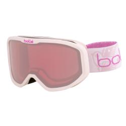 Dětské lyžařské brýle Bollé-Inuk-MATTE PINK STARS-Vermillon