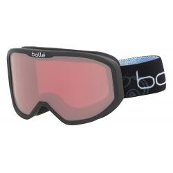 Dětské lyžařské brýle Bollé-Inuk-MATTE BLACK BOMB-Vermillon