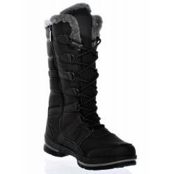 Dámska zimná obuv vysoká NORDBRANDT-Ronneby black