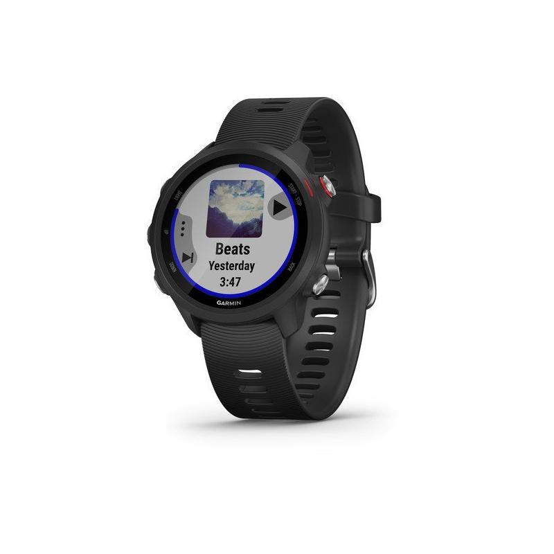 Monitor aktivity GARMIN-Forerunner 245 Music Black -